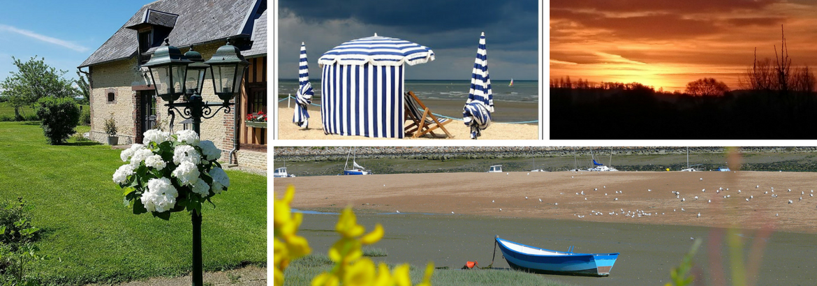 GITE NORMANDIE CABOURG